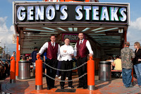 Church Formals, Franklin Sq. & Geno's Steaks